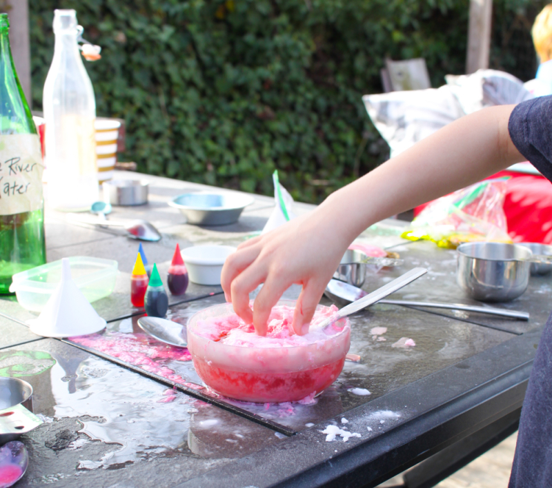 Diy harry potter party-potions