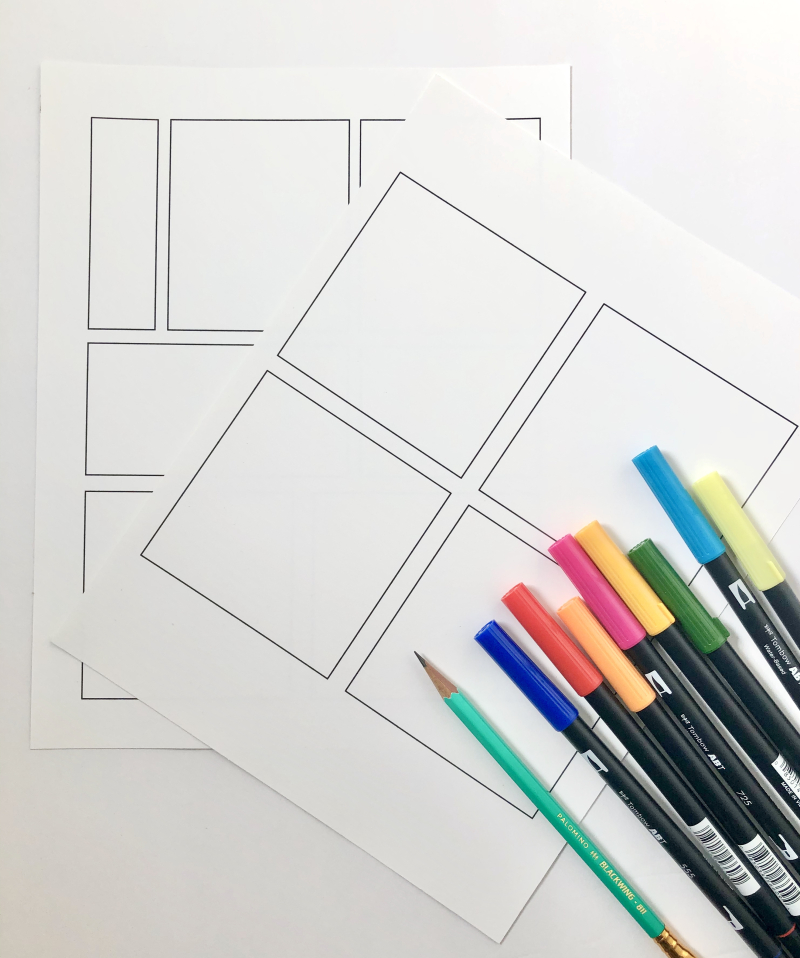 Free printantable window templates