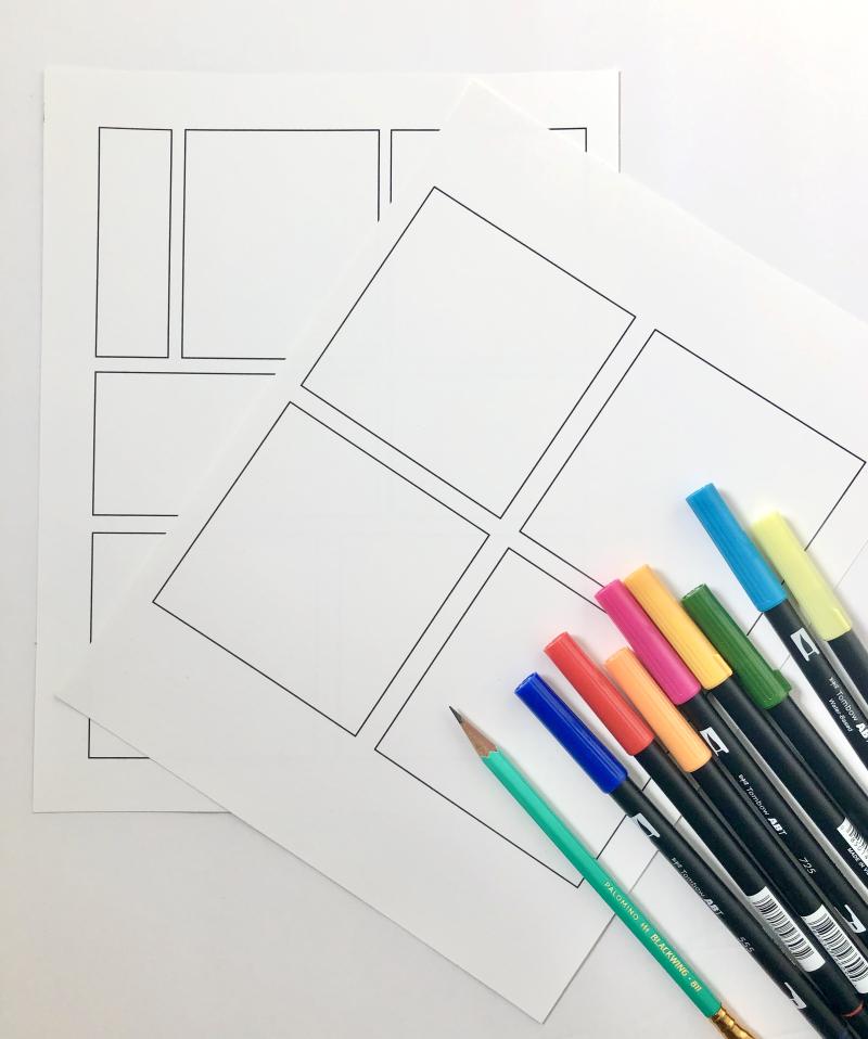 Free printantable window templates